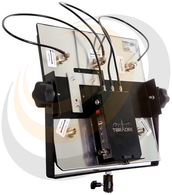 Teradek Antenna Array for BEAM Rx Including a Mounting Bracket - Image 1
