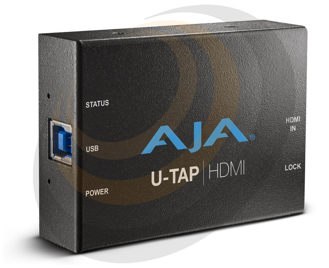 AJA U-TAP-HDMI USB Capture Device - Image 1
