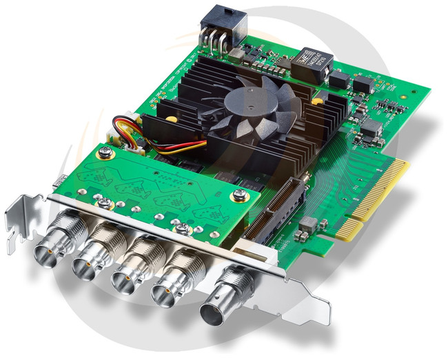 Blackmagic DeckLink 8K Pro ETA Late Apr - Image 1