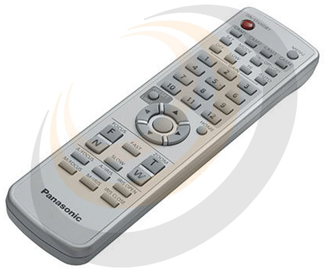 Panasonic Wireless Remote Control - Image 1