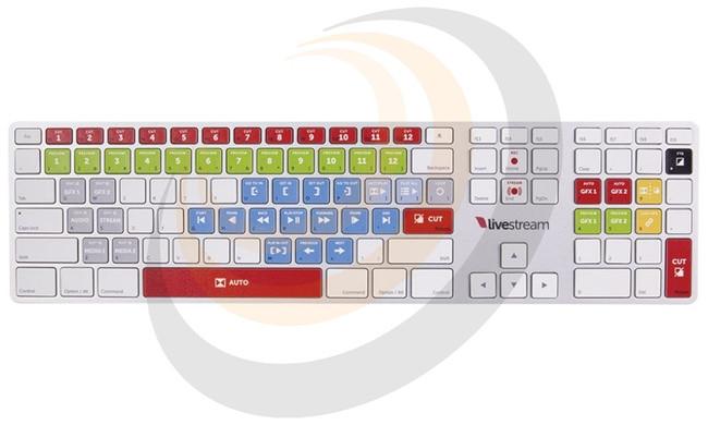 Livestream Livestream Studio Keyboard - Image 1