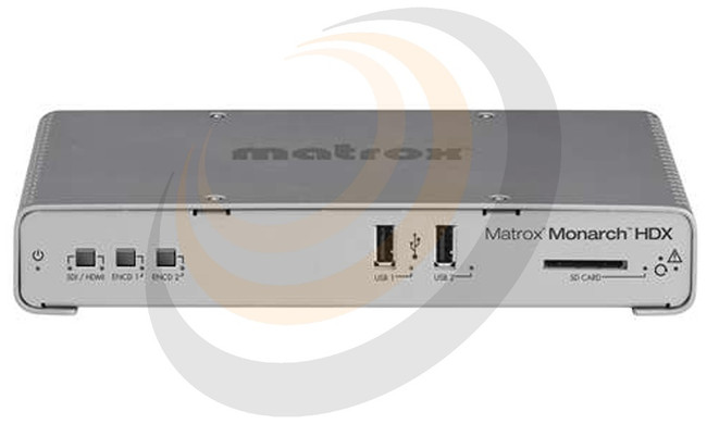 Matrox Monarch HDX - Image 1