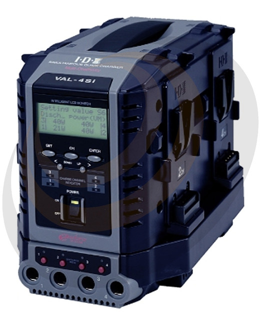 IDX 8-Channel(4+4) Fully Simultaneous, Quick Charger with Intelligent Display and Discharge - Image 1