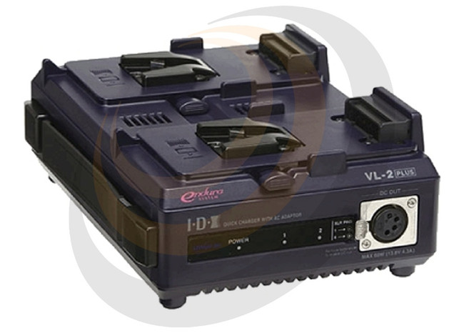 IDX 2-Channel Sequential Quick Charger with AC Adaptor(60W) - Image 1