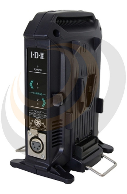 IDX 2-Channel Sequential Quick Charger with AC Adaptor(36W) - Image 1