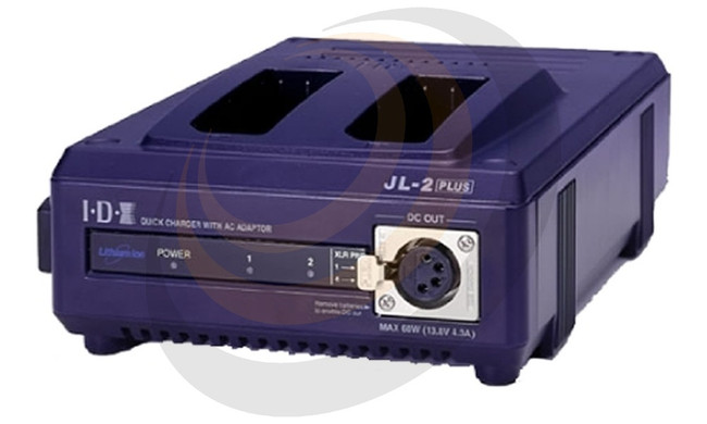 IDX 2-Channel Sequential NP Quick Charger with AC Adaptor(60W) - Image 1