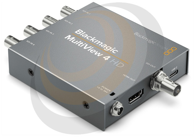 Blackmagic MultiView 4 HD  - Image 1