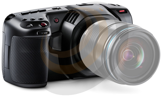 Blackmagic Pocket Cinema Camera 4K - Image 1