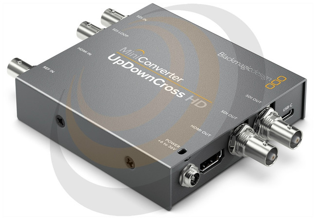 Blackmagic Mini Converter - UpDownCross HD  - Image 1