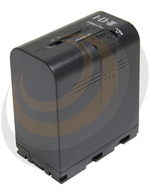 7.4V/7350mAh Lithium Ion Battery for JVC - Image 1