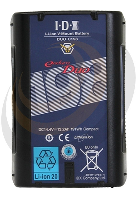 IDX (191Wh) Li-ion V-Mount Battery - Image 1