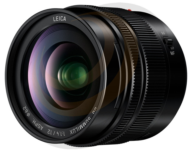 Leica DG Summilux 12mm F1.4 Aspherical lens - Image 1
