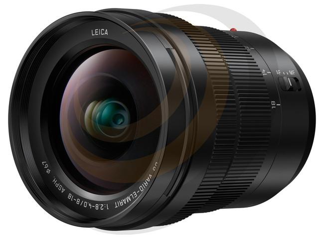 Lumix Leica DG Vario-Elmarit 8-18mm F2.8-4.0 Aspherical lens - Image 1
