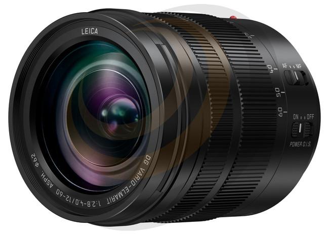 Lumix Leica DG Vario-Elmarit 12-60mm F2.8-4.0 Aspherical lens Power O.I.S. - Image 1