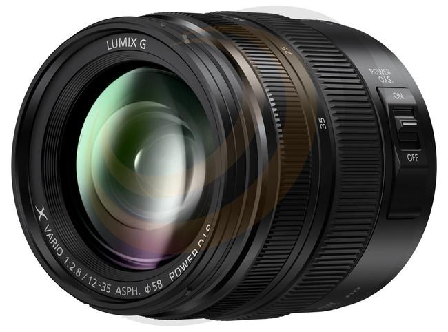 Lumix G Vario 12-35mm F2.8 II Aspherical lens Power O.I.S. - Image 1