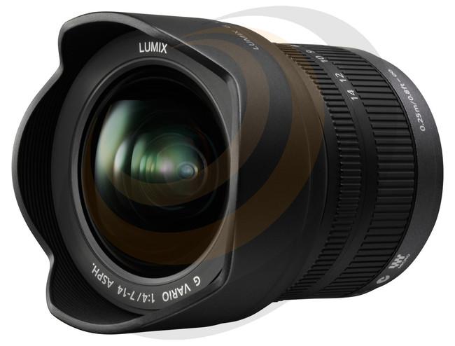 Lumix G Vario 7-14mm F4.0 Aspherical lens - Image 1