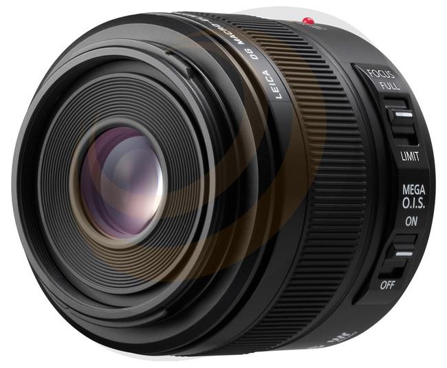 Lumix Leica DG Macro-Elmarit 45mm/F2.8 Aspherical lens with Mega O.I.S - Image 1