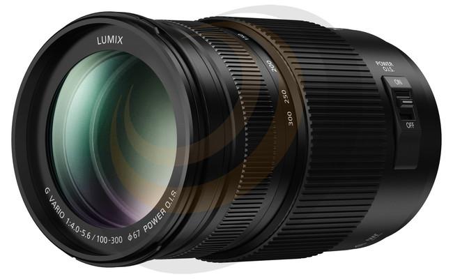 Lumix G Vario 100-300mm F4.0-5.6 II lens - Image 1