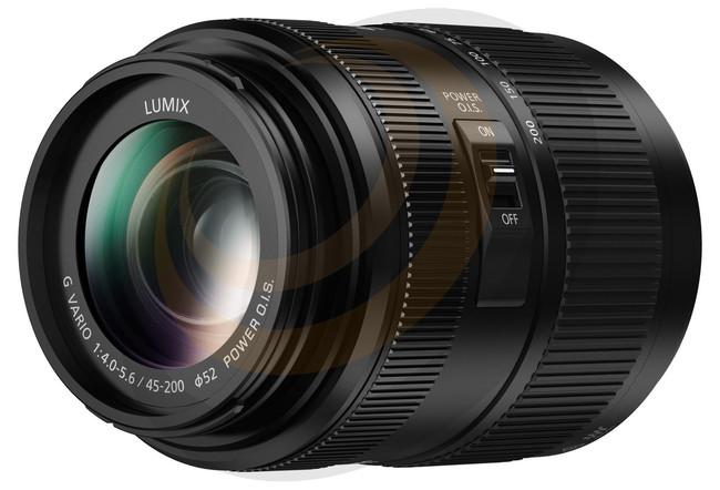 Lumix G Vario 45-200mm F4.0-5.6 II lens - Image 1