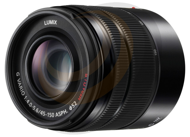 Lumix G Vario 45-150mm/F4-5.6 Aspherical lens - Image 1