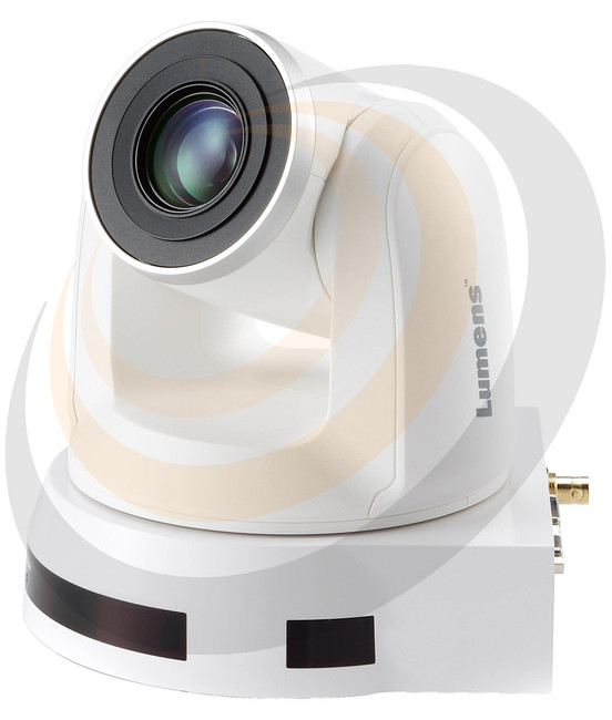 VC-A50PW 20x Optical Zoom IP/3GSDI/HDMI PTZ Camera - White - Image 1