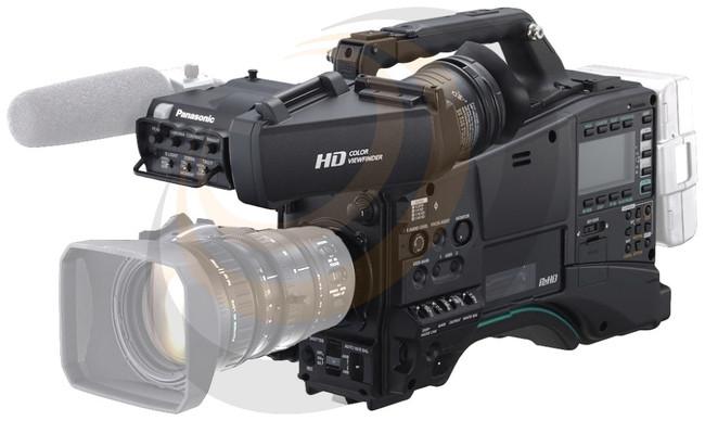 AJ-PX800 + CVF15 VF - Image 1