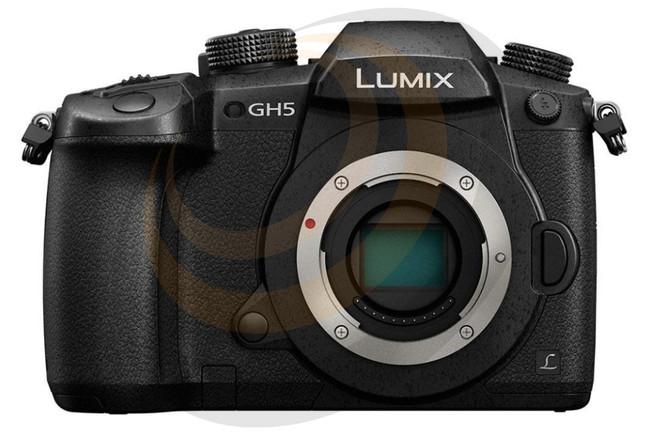 Panasonic GH5 Body Only Black - Image 1