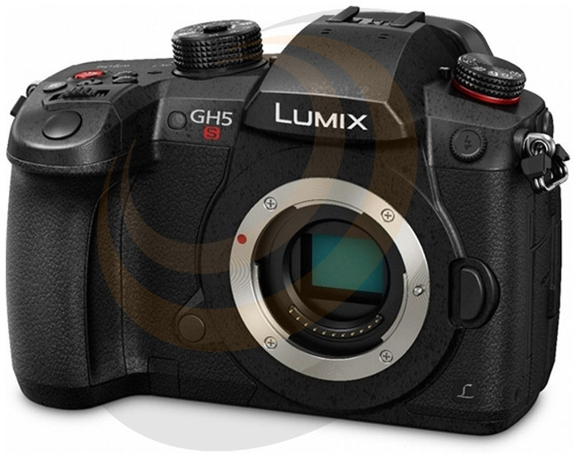 Panasonic GH5S Body Only Black - Image 1