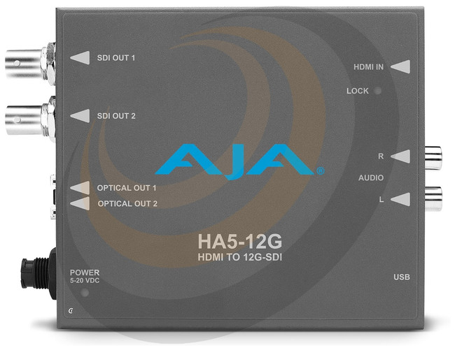 HA5-12G Mini Converter - Image 1