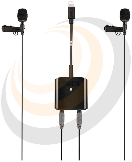RØDE Interview Kit containing SC6-L Mobile Interface for Apple Devices - Image 1
