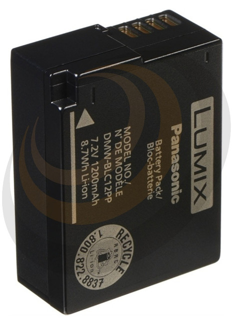 BATTERY for Lumix G series DMC-GX8, DMC-G5/G6/G7 - Image 1