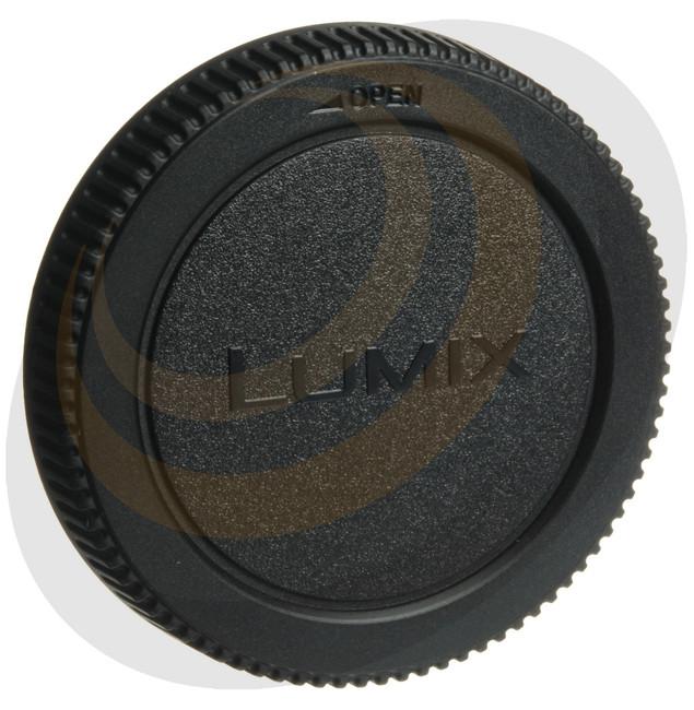 Lumix REAR CAP for ALL Lumix G series Lenses - Image 1