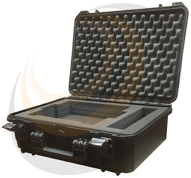 Transport case, CM-CU1/21 or AVN-CU4 & mic foam cut-outs - Image 1
