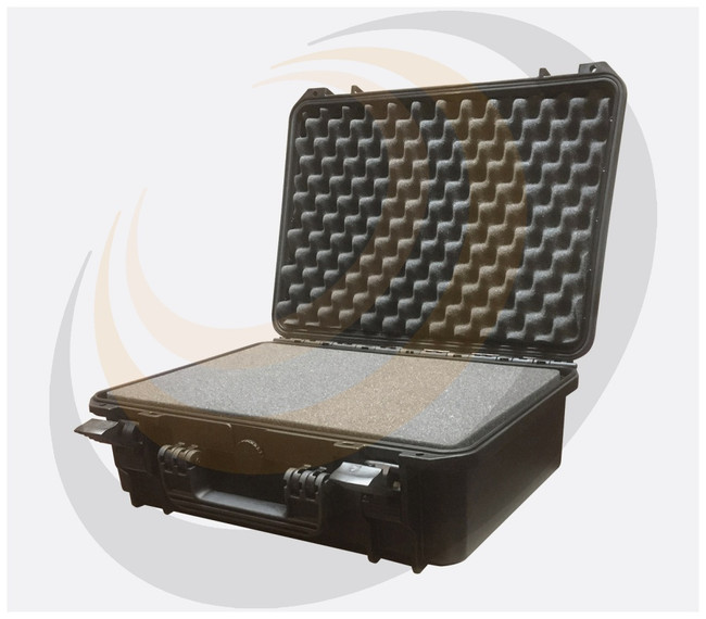 Transport case, full foam for own use - Image 1