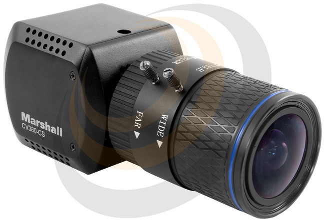 Compact 8MP UHD Camera CS/C-mount - Image 1