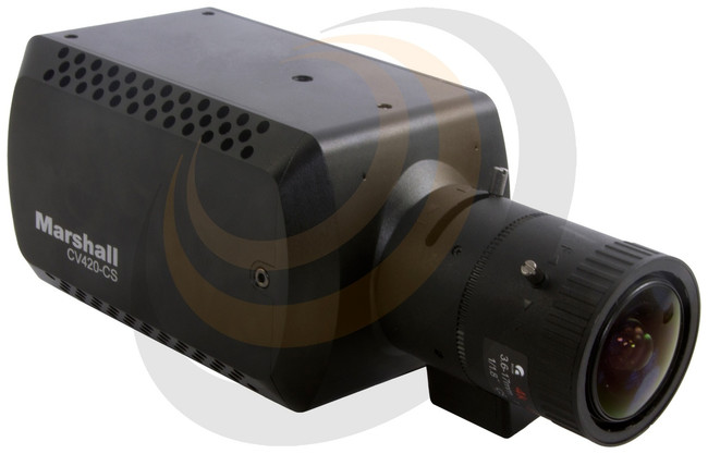 Compact 12MP Camera CS/C-mount with ability to output HD/UHD - Image 1