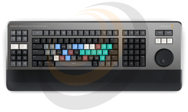 Blackmagic DaVinci Resolve Editor Keyboard - Image 1