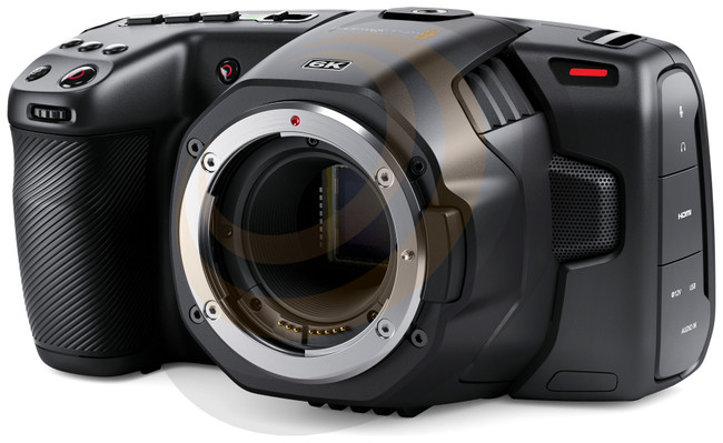 Blackmagic Pocket Cinema Camera 6K - Image 1
