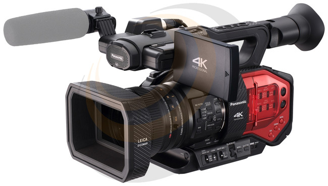 Panasonic 4K Pro Camcorder - Image 1