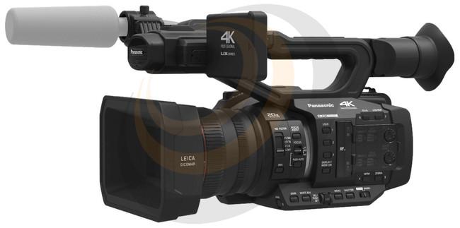 Panasonic 4K Premium UX Series Camcorder - Image 1