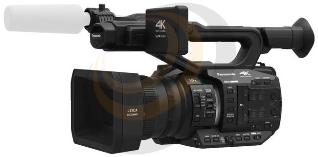 Panasonic 4K Std UX Series Camcorder - Image 1