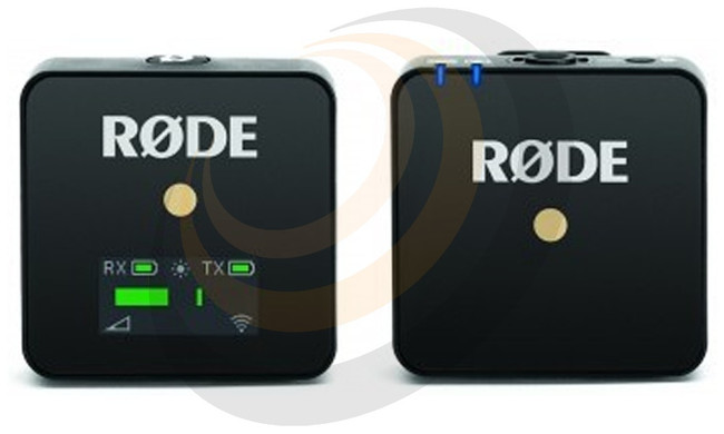 RØDE Wireless GO - Ultra-compact wireless mic for voice recording to camera - Image 1