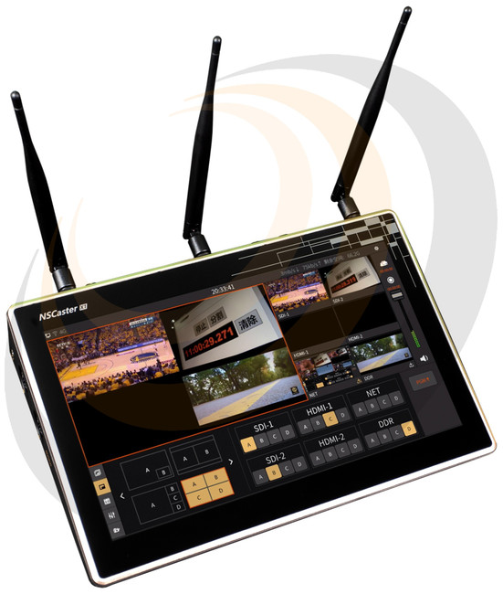 NSCaster Production System w/ 4G bonding - Image 1