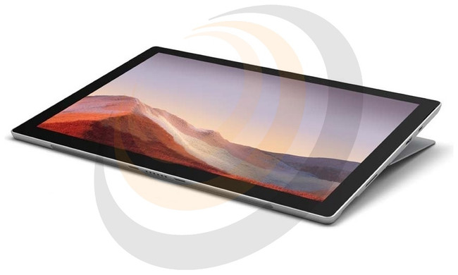 Surface Pro7 i7 16GB 256GB Commercial Platinum - Image 1