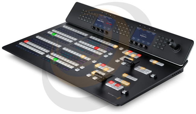 Blackmagic ATEM 2 M/E Advanced Panel - Image 1