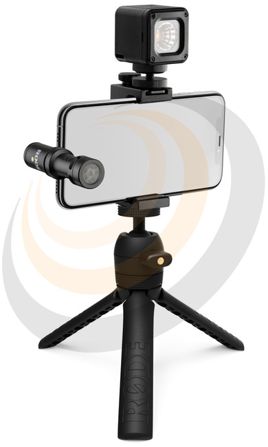 RØDE Vlogger Kit iOS edition Vlogger Kit for iOS devices - Image 1