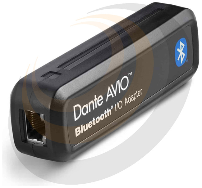 Audinate Dante AVIO Bluetooth IO Adapter 2x1 - Image 1