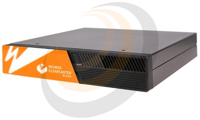 Wowza Clearcaster Micro Streaming Appliance Hardware - Image 1