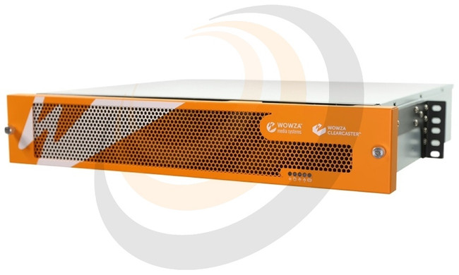 Wowza Clearcaster Enterprise Streaming Appliance Hardware - Image 1