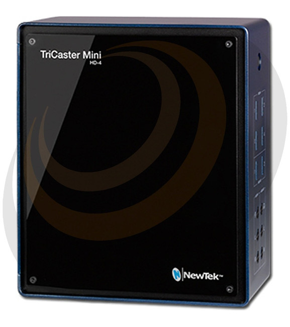NewTek TriCaster Mini Advanced HD-4 Bundle - Image 1